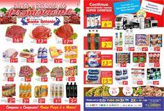 Encartes de Supermercados: Encarte Santo antônio - válido até 12/09