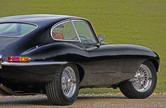 The beautiful E-Type....