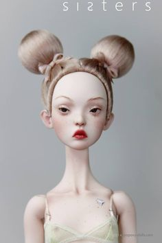 New doll by Popovy Sis