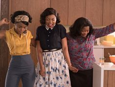 Taraji P. Henson stars in 'Hidden Figures' as astrophysicist Katherine Johnson | Essence.com