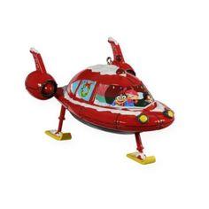 Little Einsteins - 2009 Hallmark Ornament - Playhouse Disney Pat Pat Rocket Ship #Hallmark