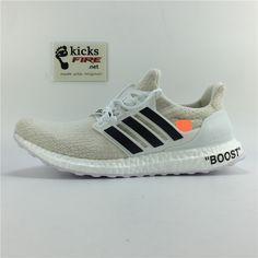 quality design c3b11 9f3ab Off White x Adidas Ultra Boost 3.0 Beige From Kicksfire.net Off White,  Adidas