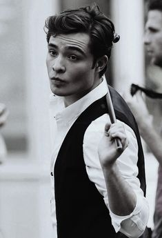 Ed Westwick my Lord