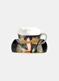 Gustav Klimt Cup - Judith