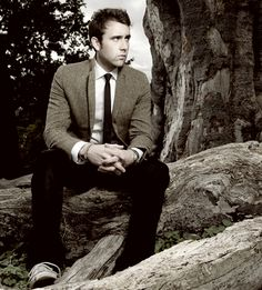 Matthew Lewis, i always thought he was attractive...