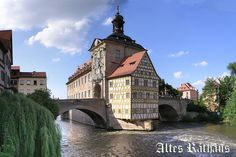 Bamberg, Old Town Hall, Germany