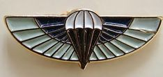 SAS SPECIAL AIR SERVICE CLASSIC HAND MADE BESPOKE PLATED LAPEL PIN BADGE Special Air Service, Paratrooper, Special Forces, Pin Badges, Bespoke, Army, Beret, Classic, Wings