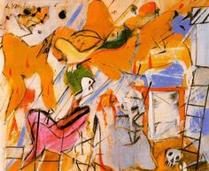 Abstract Expressionist painter and sculptor Willem de Kooning was born on April 24, 1904 in Rotterdam, Netherlands. De Kooning worked for a commercial-art and decorating firm and studied at the Rotterdam Academy of Fine Arts at night. He immigrated to the United States (illegally) in 1926 and worked as a house painter in New Jersey …