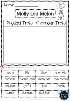 The Paper Bag Princess Character Traits and Physical Traits Sorting Worksheets. The Paper Bag Princess activities (color & b/w) are differentiated to suit the needs of your students! Princess Activities, Fairy Tale Activities, Book Activities, Character Traits Activities, Teacher Resources, Classroom Resources, Classroom Ideas, Help Teaching, Atelier