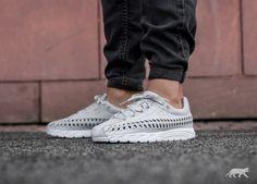 Nike Mayfly Woven (Neutral Grey / Neutral Grey - White)