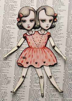 Conjoined twins research paper