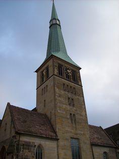 Church, Hameln, Germany