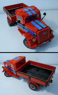 https://flic.kr/p/9Wv366 | Lego-Opel-Blitz-5