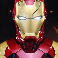 Hot Toys Iron Man Mark XLVI Collectible