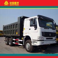 6*4 tipper truck ZZ3257N3847A CNHTC jinan China HOWO Sinotruk tipper truck