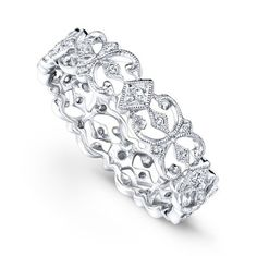 Beverley K Diamond Eternity Ring #6809