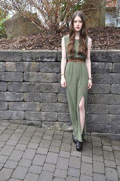 Shop this look on Kaleidoscope (dress, belt) http://kalei.do/WpHvK7b7h7vIa2Ft