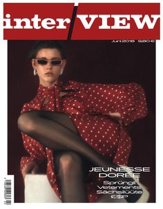 Interview Germany June 2018 Cover (Interview Germany)