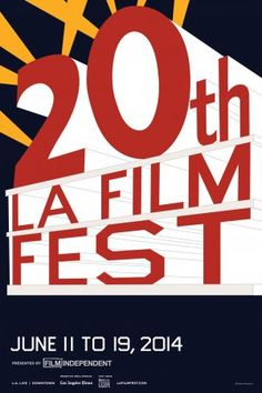 Ed Ruscha Designs Poster for Los Angeles Film Festival | Hollywood Reporter