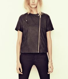 I should own this All Saints jacket! One of mine favorites