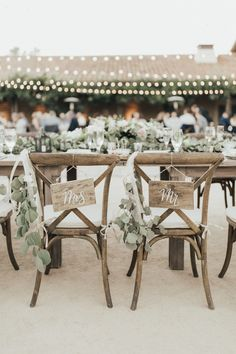 Wedding Reception Golden hour weddings shine brighter than the rest - literally! These college sweethearts got married on the California coast, and from her off-the-shoulder indie wedding dress to their vintage rug aisle runner, we are hooked. Wedding Tips, Luxury Wedding, Summer Wedding, Wedding Planning, Dream Wedding, Wedding Receptions, Reception Ideas, Garden Wedding, Diy Wedding