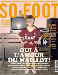 #ASRoma vice captain Daniele #DeRossi tells his life story on #SoFoot: 'Yes to love for the shirt'