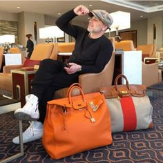 hermes birkin bag sizes 2016 used hermes bag Hermes Men, Hermes Bags, Hermes Handbags, Balenciaga Handbags, Sac Birkin Hermes, Birkin Bags, Designer Travel Bags, Best Travel Luggage, Sacs Design
