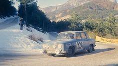 Renault enters four Renault 8 Gordinis in the 2017 Rallye Monte-Carlo Historique Monte Carlo, Alpine Renault, Cool Old Cars, Gilles Villeneuve, Rally Car, Car And Driver, Le Mans, Car Show, Vintage Cars