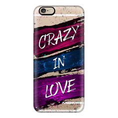 Crazy in Love 02 - iPhone 7 Case, iPhone 7 Plus Case, iPhone 7 Cover,... (43,930 KRW) ❤ liked on Polyvore featuring accessories, tech accessories, iphone case, iphone cases, iphone cover case, apple iphone cases and slim iphone case