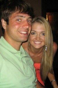 Burkes girl friend looks just like his sister Jonbenet