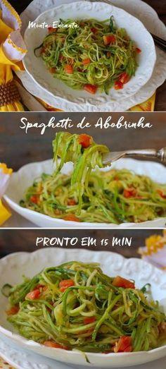 New Pasta Recipes Healthy Fish Ideas Healthy Pasta Recipes, Veggie Recipes, Vegetarian Recipes, Cooking Recipes, Buffet Vegan, I Love Food, Good Food, Food Porn, Light Recipes