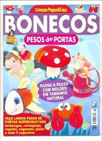 Bonecos Pesos de Porta - Yana Kara - Picasa Web Albums