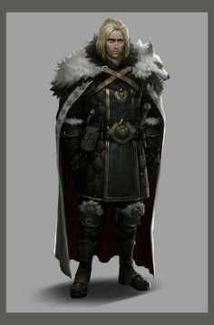 m Ranger Med Armor Cloak Sword Dagger undercity ArtStation by Eric Lee Dark Fantasy, Fantasy Male, Fantasy Armor, Medieval Fantasy, Fantasy Character Design, Character Concept, Character Art, Concept Art, Inspiration Drawing
