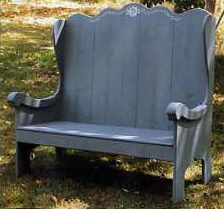 Simply Country Settle Bench