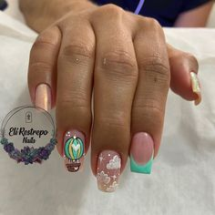 Nail Spa, Nail Arts, My Nails, Nail Designs, Instagram, Enamel, Nail Stickers, Designed Nails, Pretty Nails