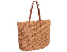 Joe Fresh straw bag