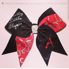 Pll cheer bow