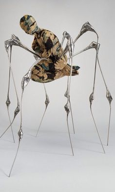 Spider, by Louise Bourgeois, 2003