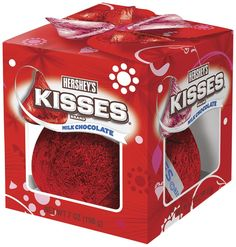 Hershey's offer the best Hershey's Valentine's Milk Chocolate Giant Kiss, 7 Ounce Giant Chocolate, Chocolate Gifts, Chocolate Lovers, Chocolate Desserts, Kisses Candy, Hershey Kisses, Candy Recipes, Gourmet Recipes, Valentines Gift Box