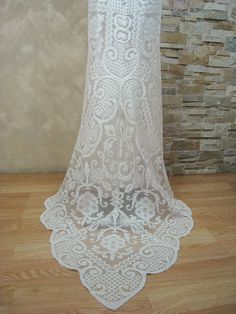 Exclusive ivory lace wedding dress bridal dress от LecrochetArt