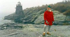 Moonrise Kingdom narrator -- I love everything about this outfit