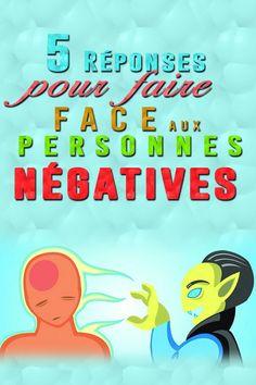 Vous avez le droit de vous défendre et de parler, mais vous pouvez réponde tout en restant positif et poli ! Trouver les bons mots face aux personnes négatives n'est pas toujours facile, surtout s'il s'agit d'un collègue ou de votre boss… Ne vous inquiétez pas, on vous a trouvé la solution ! Flylady, Happy Mom, Positive Attitude, Carpe Diem, Personal Development, True Stories, Improve Yourself, Zen, Mindfulness