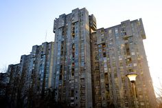 EUD I Darko and Milenija Marušić: Block 63, Beograd I 1971-73