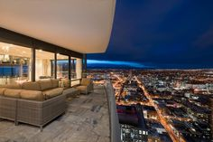Extraordinary Property of the Day: Breathtaking Four Seasons residence with sweeping city and mountain views in Denver, CO