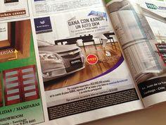 Publicación campaña Kaindl te regala un auto 0 kilometros
