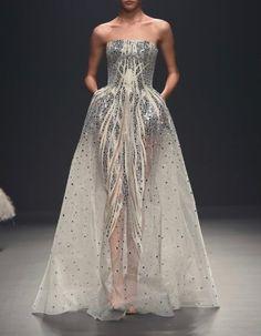 Atelier Zuhra Spring 2018 Couture