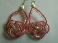 pink celtic knots
