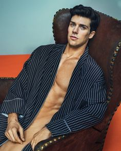 roberto bolle | Italian ballet dancer Roberto Bolle is photographed by Marc Hom for ...