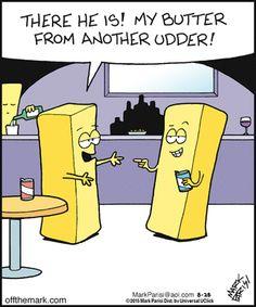 64 New Ideas Funny Cartoons Humor Jokes Puns Punny Puns, Puns Jokes, Cute Puns, Dad Jokes, Funny Cute, Funny Memes, Jokes Kids, Stupid Jokes, Memes Humor