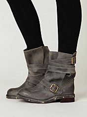 Jeffrey Campbell Brit Boot #freepeople #JeffreyCampbell